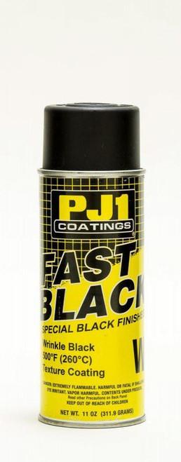 Pj1 Products 16-WKL Black Wrinkle Paint 350degF 11oz