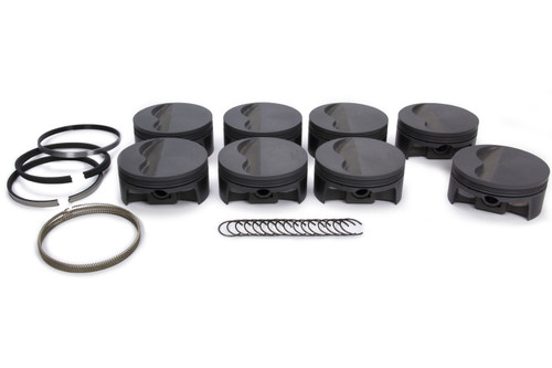 Mahle Pistons 930244825 SBF PowerPak F/T Piston Set 4.125 Bore