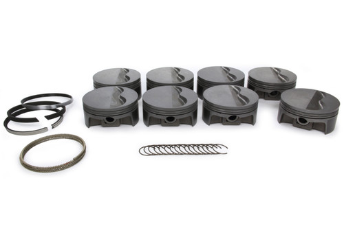 Mahle Pistons 930244735 SBF PowerPak F/T Piston Set 4.035 Bore