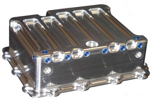Meziere WTP310 Transmission Pan - GM P/G - Aluminum