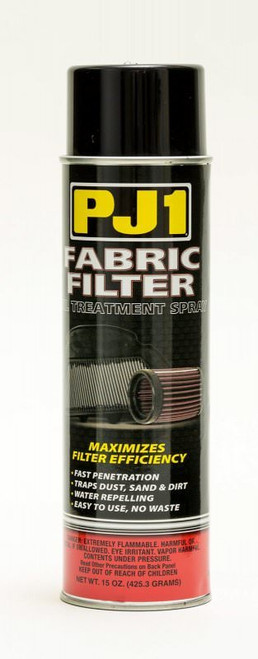 Pj1 Products 4-20 Gauze/Fabric Air Filter Oil 15oz