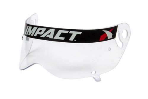 Impact Racing 11499901 Shield Clear Anti-Fog Mini Champ