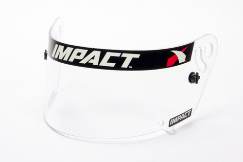 Impact Racing 12199901 Shield Clear Anti-Fog Vapor/Charger/Draft