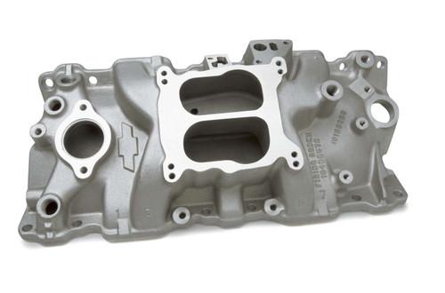 Gm Performance Parts 10185063 SBC Intake Manifold - ZZ4 Dual Plane
