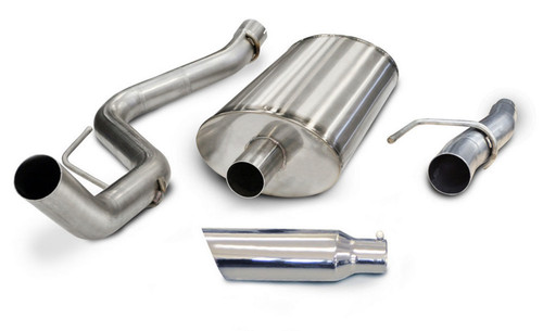 Corsa Performance 24393 11- Ford F150 5.0L Cat Back Exhaust System