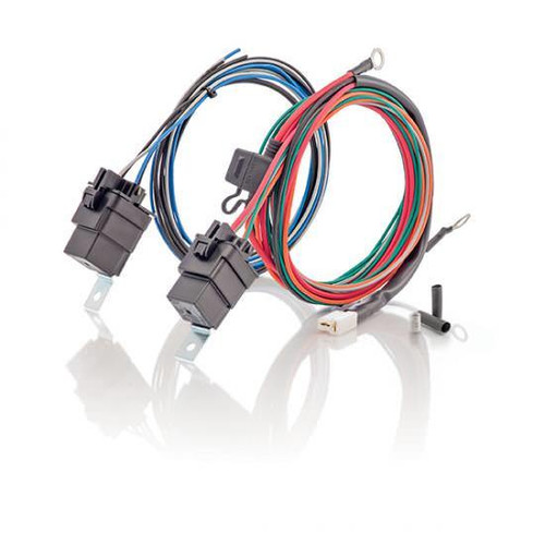 C And R Racing Radiators 33-10300 Wiring Harness A/C