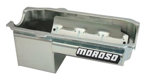 Moroso 21017 SBC Drag Race Oil Pan