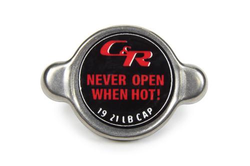 C And R Racing Radiators 50-00004 Small C&R Radiator Cap 19-21lbs