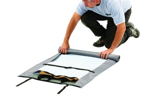 Bestop 42810-09 Charcoal/Gray-HOSS Window Storage Duffle