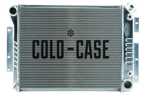 Cold Case Radiators CHC549A 67-69 Camaro SB Radiator AT