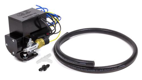 Cvr Performance VP665 12 Volt Electric Vacuum Pump Black Anodized