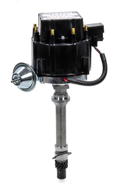 Performance Distributors CF12720B Distributor Street Strip CrossFire Cap SBC / BBC
