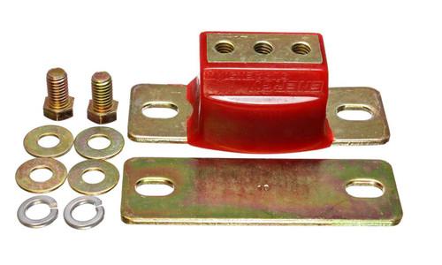 Energy Suspension 3-1108R GM 2WD Transmission Mount Red