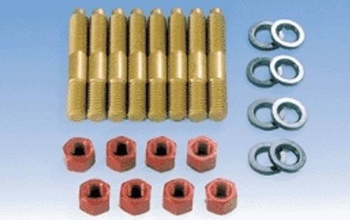 Milodon 84550 Aluminum Blower Studs