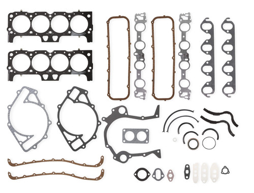 Mr. Gasket 6110G BBF Engine Gasket Set 68 -87 w/MLS Head Gaskets