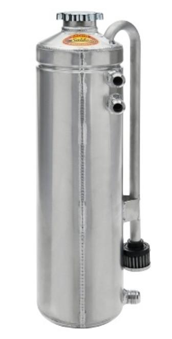 Saldana OT624CC Oil Tank w/Candy Cane Breather (2)-12 (1)-16