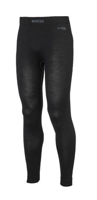 Sparco 001765PNRXLXXL Underwear Bottom Black X-Large/XX-Large
