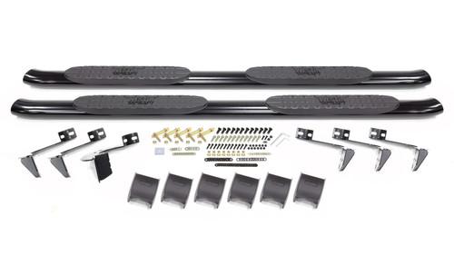 Westin 21-23555 Pro Traxx 4in Step Bar 09-  Dodge Quad Cab