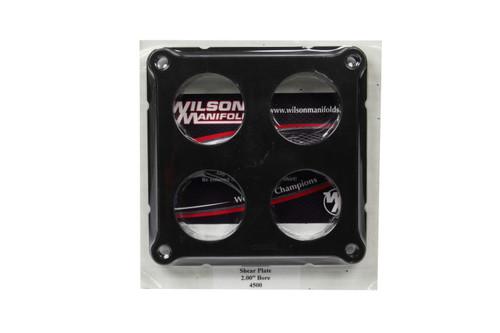 Wilson Manifolds 525200 2in Shear Plate - 4500