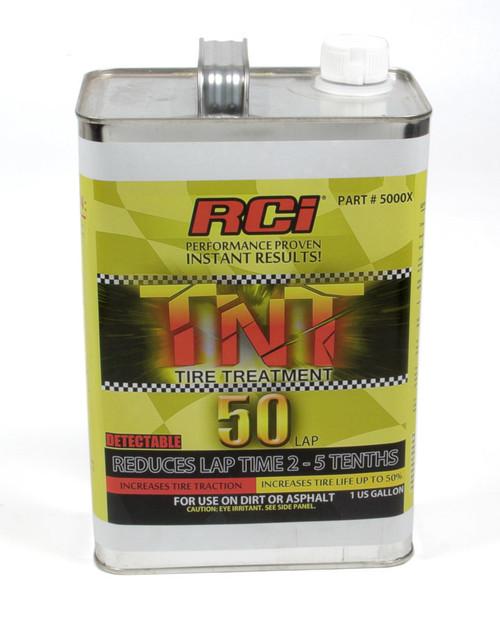 Rci 5000X TNT 50 Lap Tire Treatment 1 Gallon