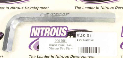 Wilson Manifolds 901001 Burst Panel Tool