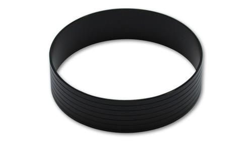 Vibrant Performance 12590 Aluminum Union Sleeve 5in OD Black
