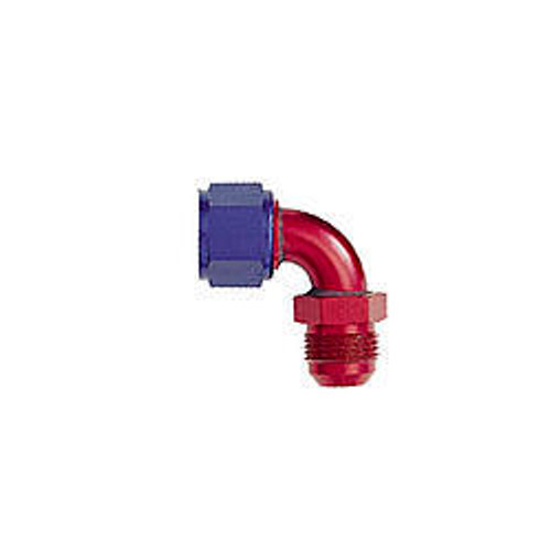 Xrp-Xtreme Racing Prod. 920508 #8 90 Deg Fem Swivel to Male Flare Adapter