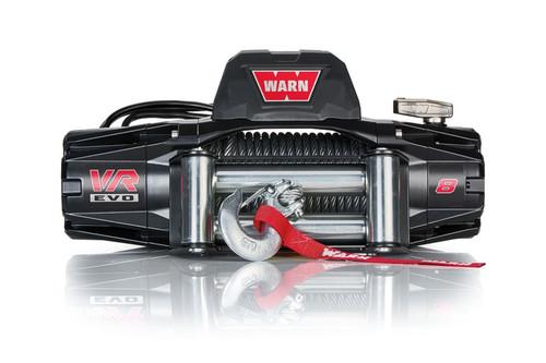 Warn 103250 VR EVO 8 Winch 8000# Wire Rope