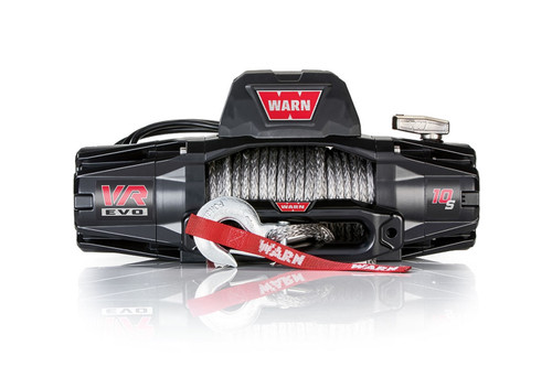 Warn 103253 VR EVO 10-S Winch 10000# Synthetic Rope