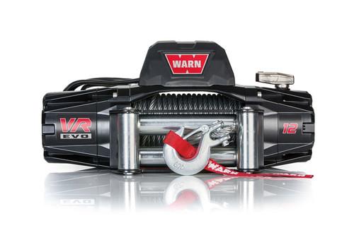 Warn 103254 VR EVO 12 Winch 12000# Wire Rope