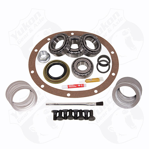 Yukon Gear And Axle YKM35 Master Overhaul Kit M35 w/ Carrier Shims