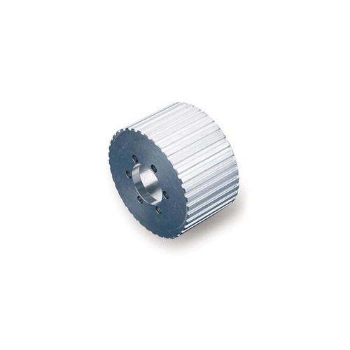 Weiand 7029-32 3.5in Blower Pulley - 32 Tooth- 1/2in Pitch