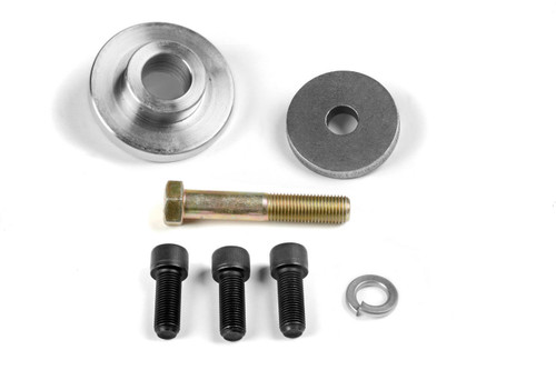 Weiand 7037 Locating Pilot Accessory Drive Pulley - SBC