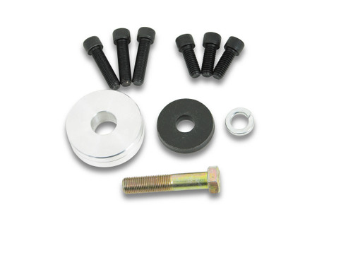 Weiand 7038 Locating Pilot Accessory Drive Pulley - BBC