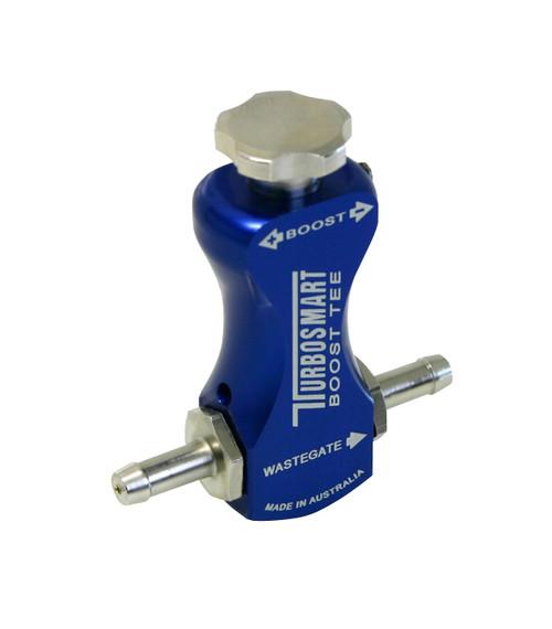 Turbosmart Usa TS-0101-1001 GBSV-Boost Controller Tee Blue