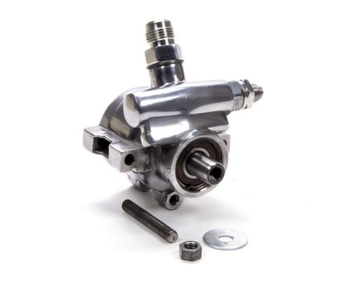 Tuff-Stuff 6170ALP-2 Type II Power Steering Pump -6 & -10 Polished