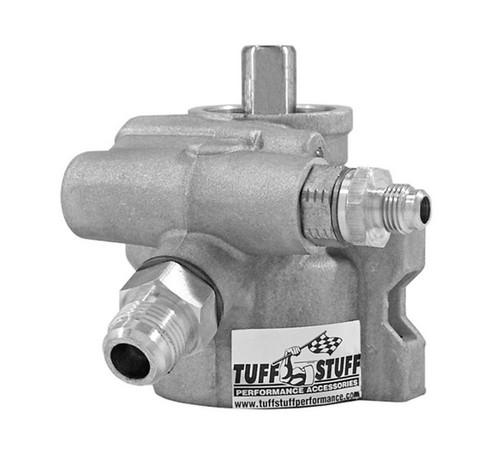 Tuff-Stuff 6175AL Type 2 Power Steering Pump Cast Alum