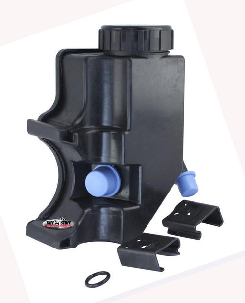 Tuff-Stuff 6175ARES Type II Power Steering Pump Reservoir Black