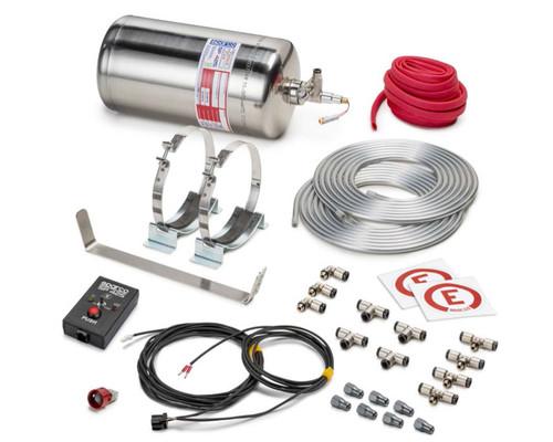 Sparco 014772EXL Extinguisher System 4.25 Electric FIA2000