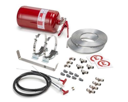 Sparco 014772MSL Extinguisher System 4.25 Manual FIA2000