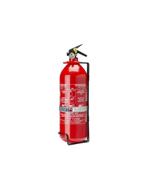 Sparco 014773BSS2 Extinguisher Handheld 2L Steel