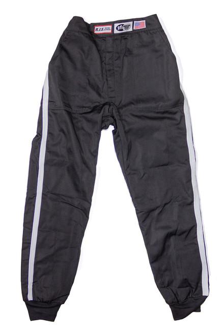 Rjs Safety 200090107 Pants Nomex D/L 2X Black SFI-5
