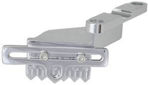 Racing Power Co-Packaged R8427 Polished Billet BB Chevy Timing Tab