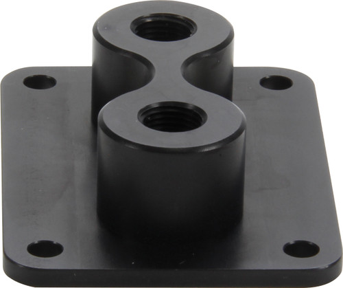 Quickcar Racing Products 63-120 Firewall Junction 2 Hole