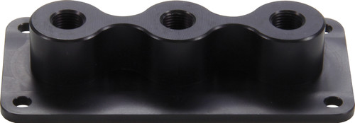 Quickcar Racing Products 63-130 Firewall Junction 3 Hole