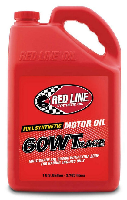 Redline Oil 10605 60WT Race Oil Gallon 20W60