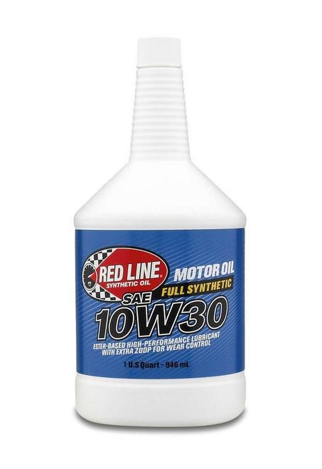 Redline Oil 11304 10W30 Motor Oil 1 Qt.