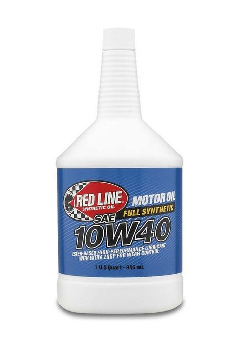 Redline Oil 11404 10W40 Motor Oil 1 Qt.