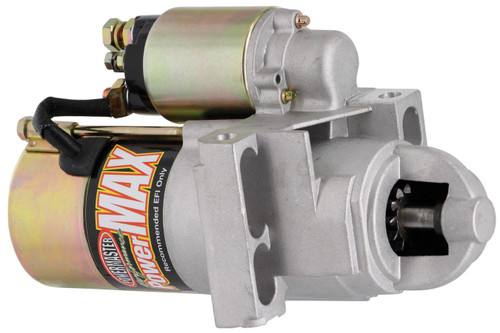 Powermaster 9200 Chevy Starter 168 Tooth Stagger Bolt