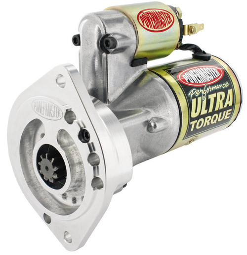 Powermaster 9404 Ultra Torque Starter SBF 3&4sp M/T w/3/8in Offset